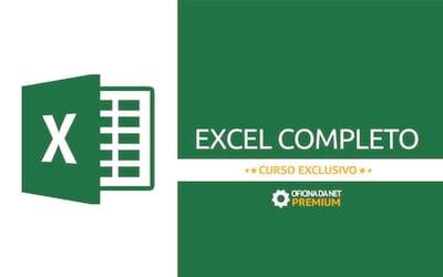 Chegou o curso em v�deo do Aprender Excel
