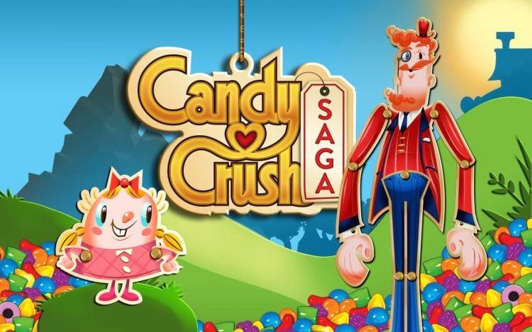 Criadora do game Candy Crush foi vendida por US$ 6 bilhões