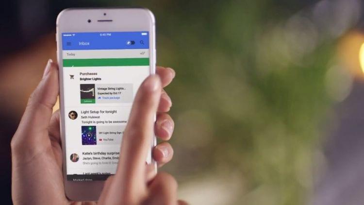 Google inicia os testes de respostas automáticas no seu serviço de e-mail