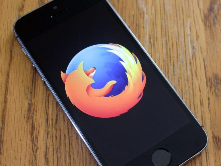 App Firefox chega na versão Beta para iOS.