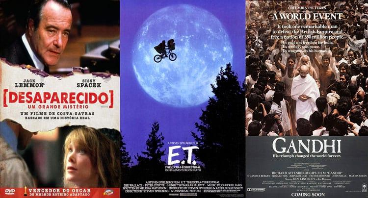 Lista completa vencedores do Oscar na Netflix (1929 ~ 2017)