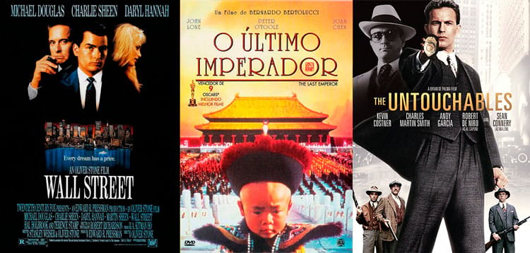 Lista completa vencedores do Oscar na Netflix (1929 ~ 2018)