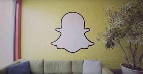 Snapchat chega a 6 bilhões de vídeos por dia