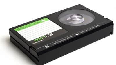 Sony n�o ir� mais comercializar as fitas Betamax, de videocassete