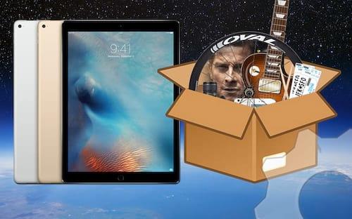 O que é possível comprar com o valor de um iPad PRO?