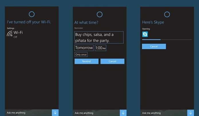 Conheça algumas funções que são destaque no Windows 10 Mobile