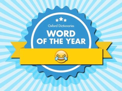Dicionário Oxford elege Emoji como a palavra do ano