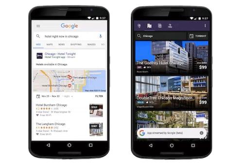 Aplicativos para Android podem rodar mesmo sem estarem instalados