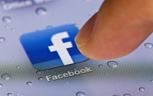 Fim do Facebook Flat