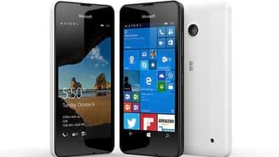 Lumia 550 e 950 devem chegar ao Brasil em dezembro