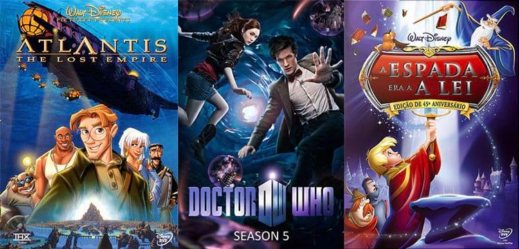Títulos que serão removidos da Netflix em Dezembro