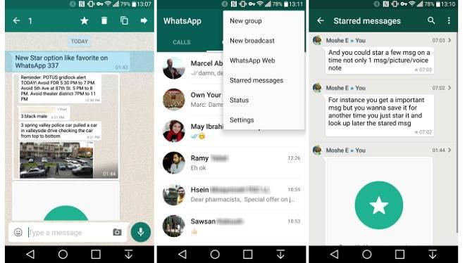 WhatsApp recebe atualização para Android. Confira: