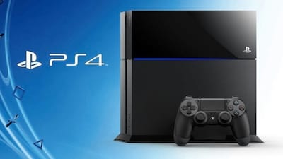 Sony vende mais de 30 milh�es de unidades do PlayStation 4