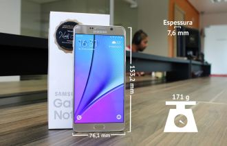 Review Galaxy Note 5 [vídeo]