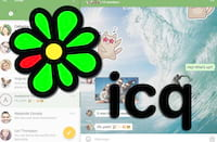 ICQ. Ele voltou!