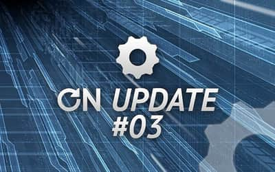 ON Update #03