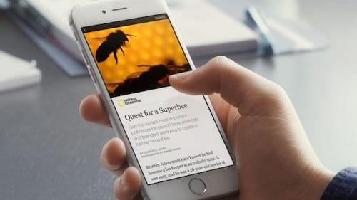 Instant Articles, do Facebook, chega ao Brasil