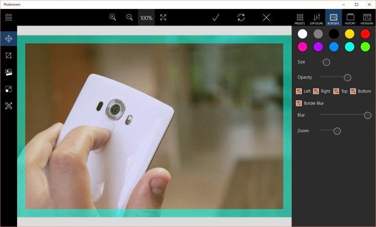 Dica de App para Windows 10 - Fhotoroom