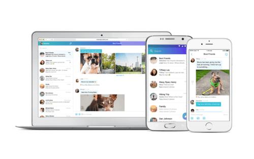 Yahoo revela o seu Messenger para dispositivos móveis