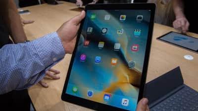 iPad Pro chega ao Brasil por R$ 7,3