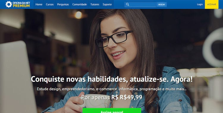 Retrospectiva 2015 do Oficina da Net