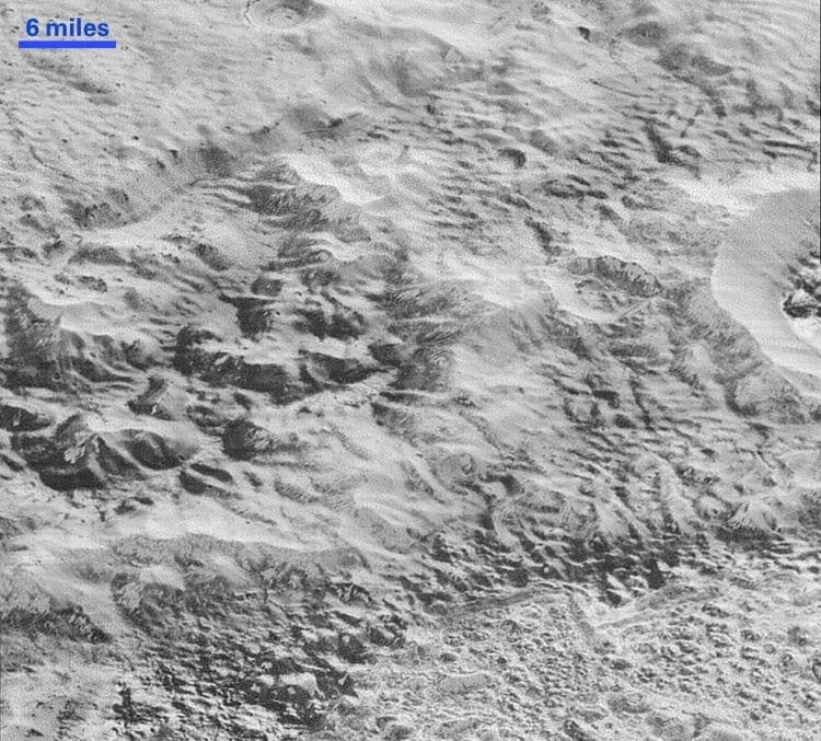 Nasa diz que estas são as imagens mais detalhadas de Plutão que serão vistas em décadas.
