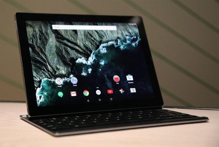 Pixel C chega com tela de 10,2 polegadas.