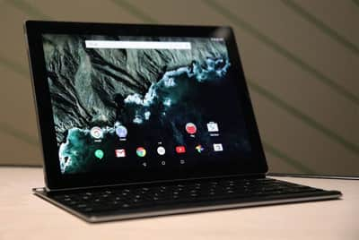 Google inicia a venda do primeiro tablet de marca pr�pria