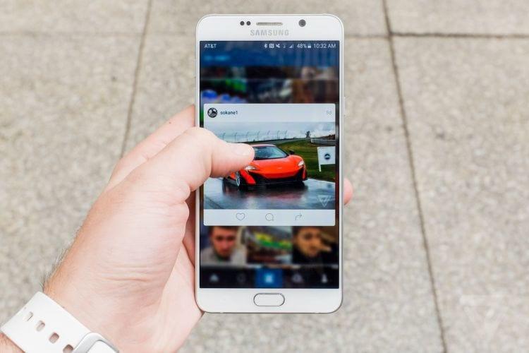 Instagram conta com recursos do 3D Touch para aparelhos Android
