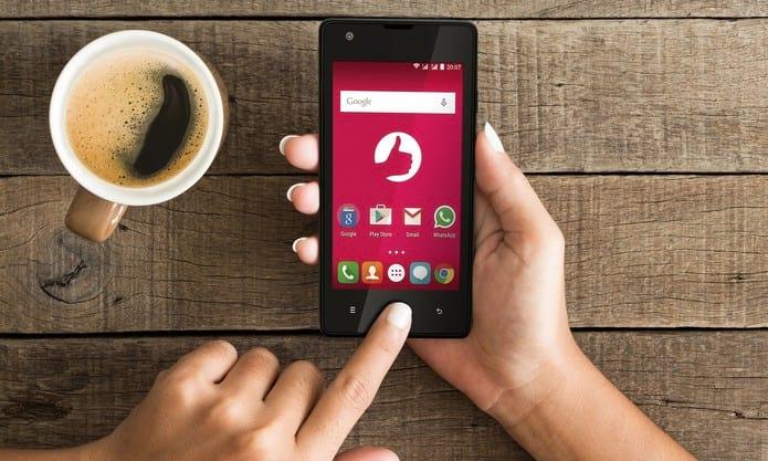 Positivo First S410 chega com Android Lollipop e conectividade 3G.