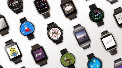 Smartband e Smartwatches lan�ados em 2015