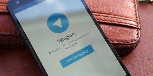 Com WhatsApp bloqueado, Telegram fica sobrecarregado