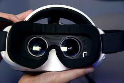 Inicia no Brasil a venda do Gear VR, da Samsung