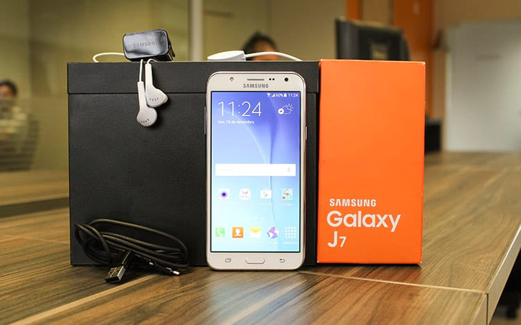 Review Samsung Galaxy J7