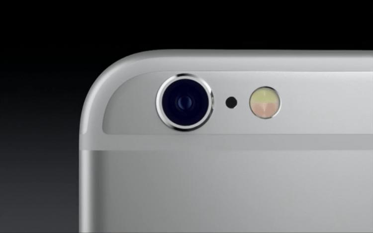 Equipe com 800 pessoas trabalham em câmera do iPhone