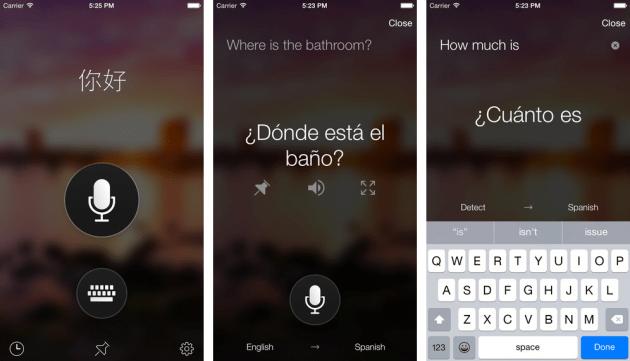 Tradução simultânea também pode ser feita através dos smartwatches.
