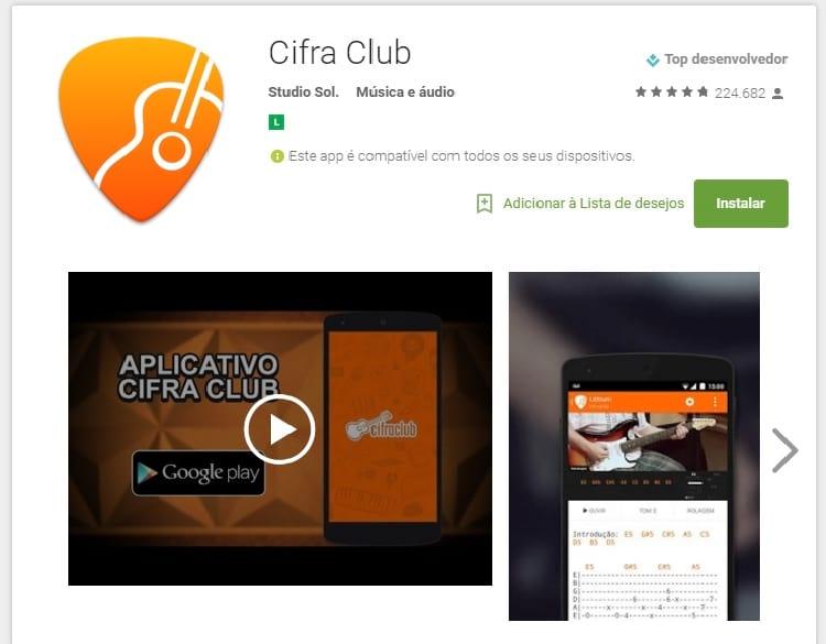 Melhores Aplicativos de 2015 da Play Store