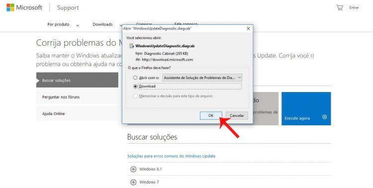 Como solucionar todos os erros do Windows Update?