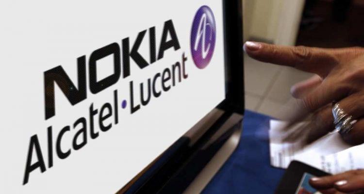Fusão entre Nokia e Alcatel-Lucent irá acontecer em 14 de janeiro.