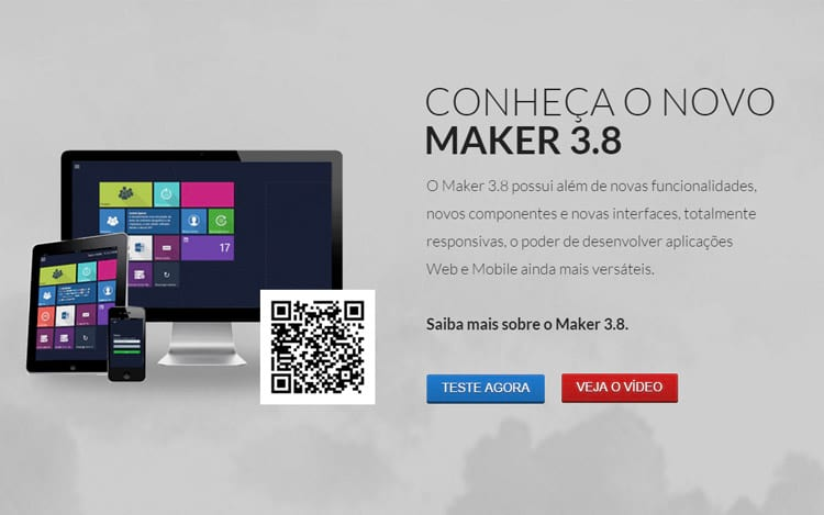 Softwell Solutions apresenta o novo Maker 3.8