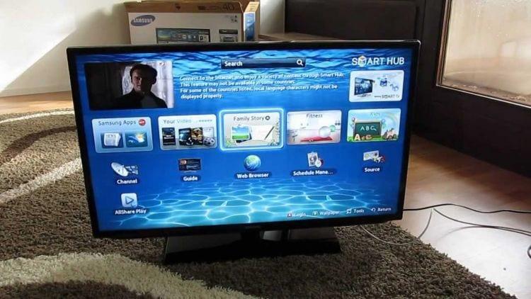 Smarts TVs Samsung contarão com antivírus Gaia