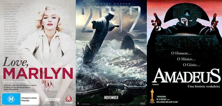 Títulos que serão removidos da Netflix em Janeiro de 2016