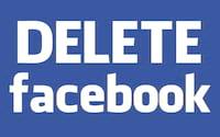 Como excluir o Facebook definitivamente?