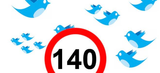 Atenção usuários do Twitter! Microblog poderá aumentar o número de caracteres
