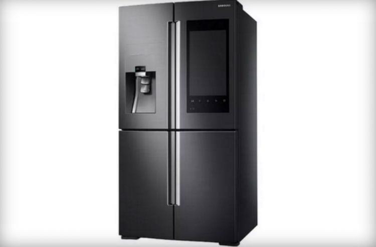 Conheça a geladeira inteligente da Samsung