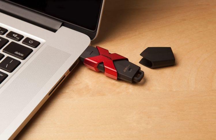 Chega ao Brasil o PenDrive HiperX Savage com até 512 GB