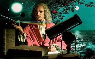 Isaac Newton - o maior g�nio de todos os tempos