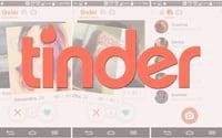 Tinder possui ranking que define quão desejado é um perfil