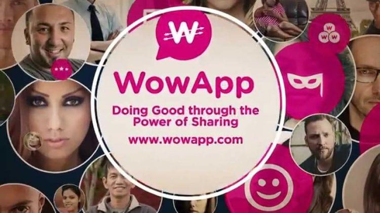 Ganhe dinheiro conversando! Conheça o WowApp!