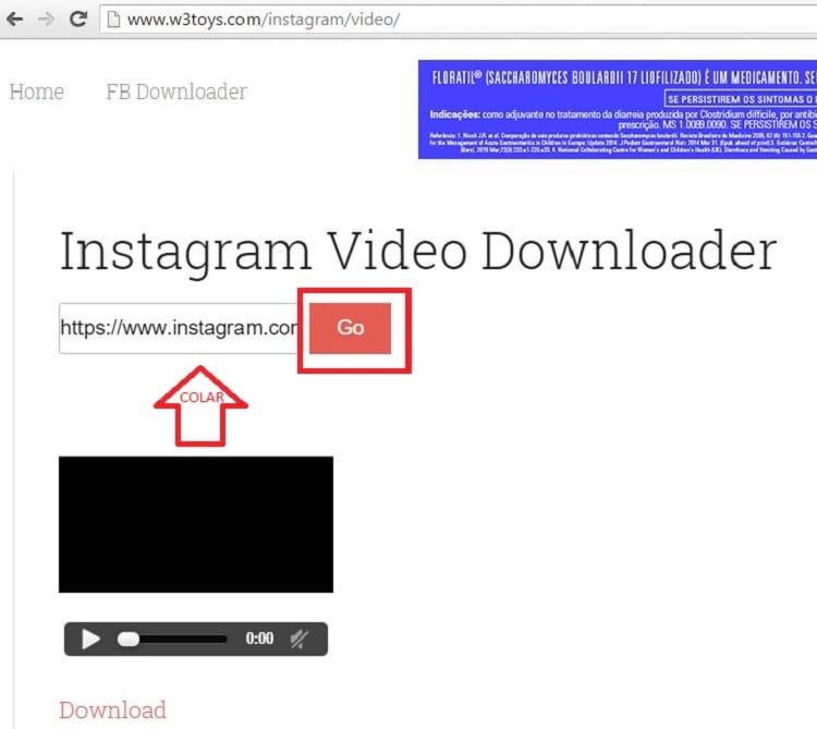 [Vídeo] Como baixar vídeos e fotos do Instagram? PC e Android